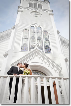 Ste. Anne Church Wedding